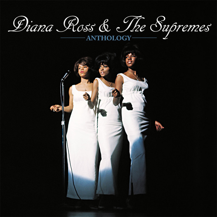 Diana Ross & The Supremes - Anthology [1986]
