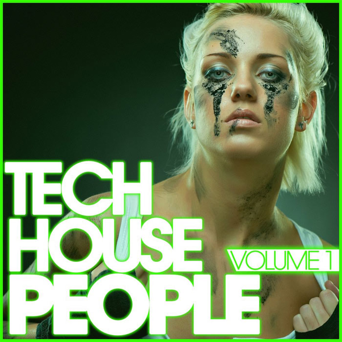 Tech House People (Vol. 1) [2012]