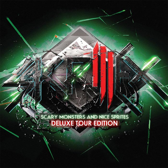 Skrillex - Scary Monsters and Nice Sprites [2010]