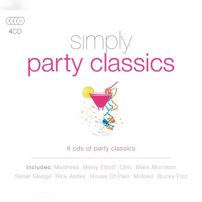 Simply Party Classics [2017]