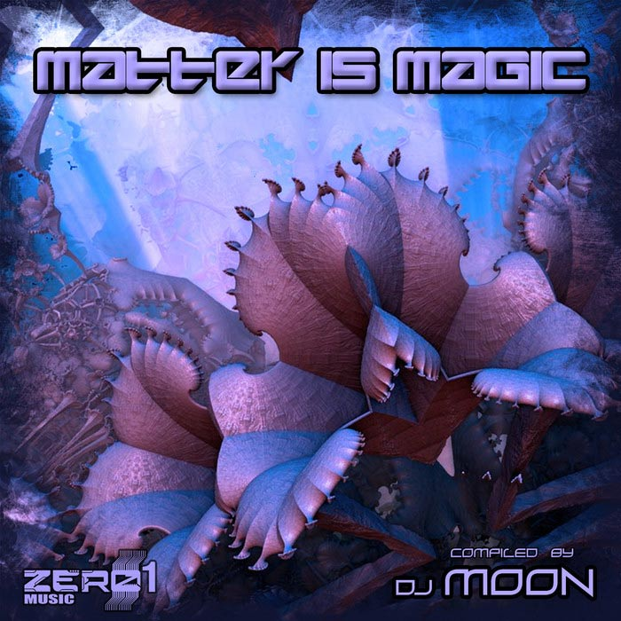 Matter Is Magic: Compiled By Dj Moon [2014]