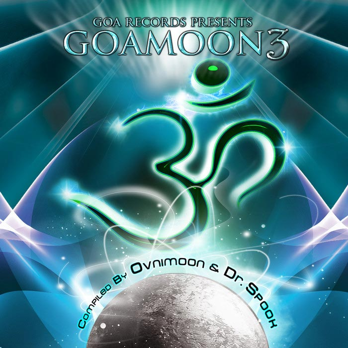 Goa Moon (Vol. 3) By Ovnimoon & Dr Spook [2012]
