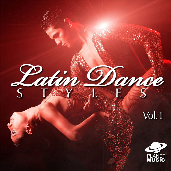 Latin Dance Styles (Vol. 1) [2013]
