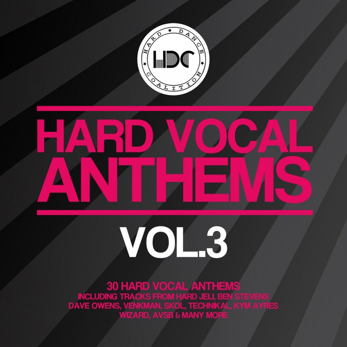 Hard Vocal Anthems (Vol. 3) [2017]