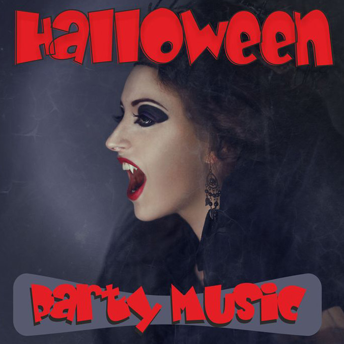 Halloween Party Music [2015]