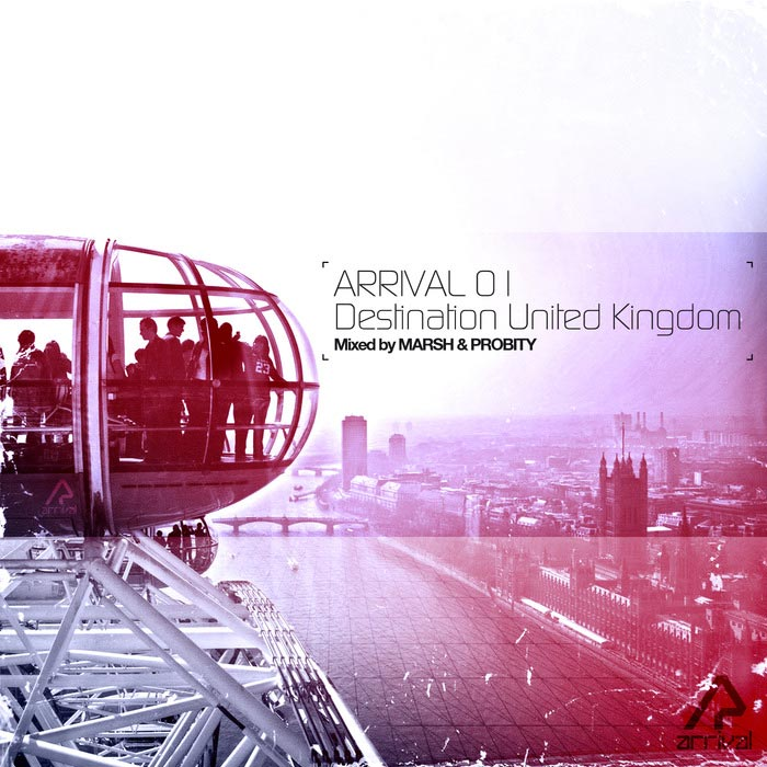 Arrival 01 Destination United Kingdom (Unmixed) [2014]