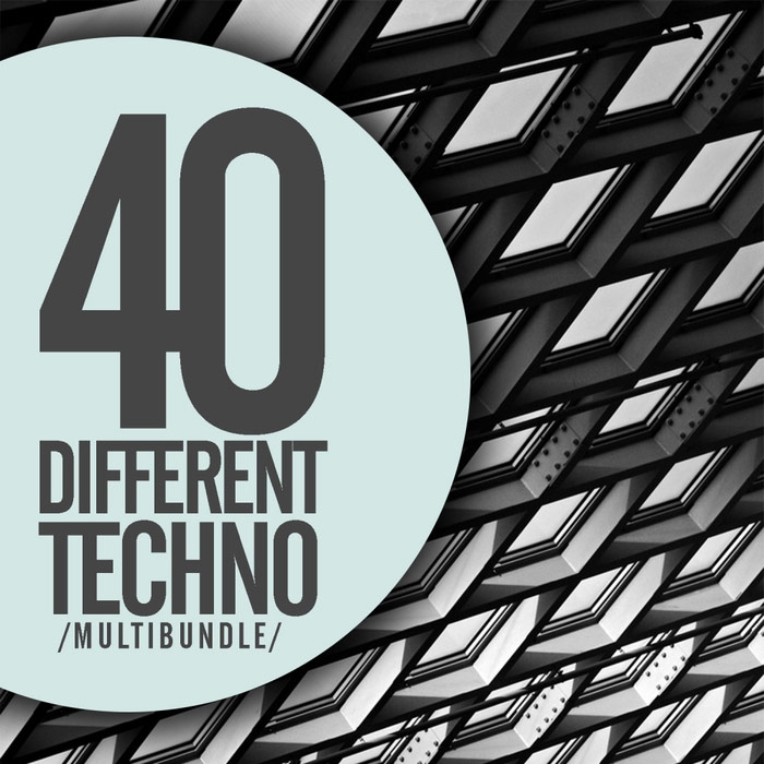 40 Different Techno Multibundle [2017]