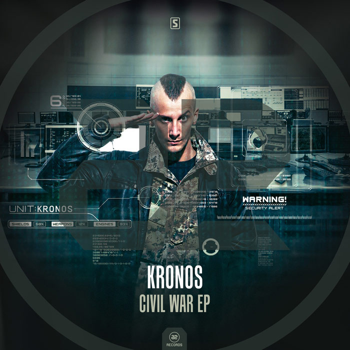 Kronos - Civil War EP [2017]