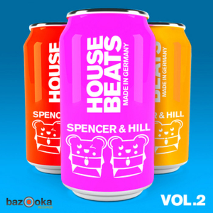 Spencer & Hill - House Beats Made In Germany Vol 2 (unmixed tracks) [2012]