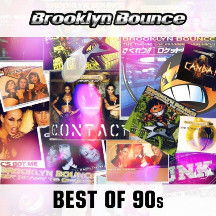 Brooklyn Bounce - Best Of The 90's [2017]