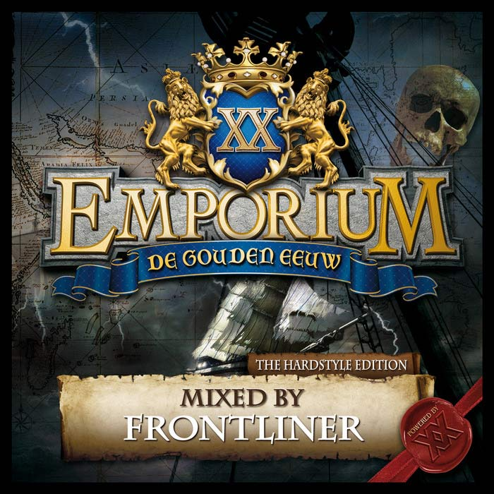 Emporium 2012 (mixed by Frontliner) (unmixed tracks) [2012]