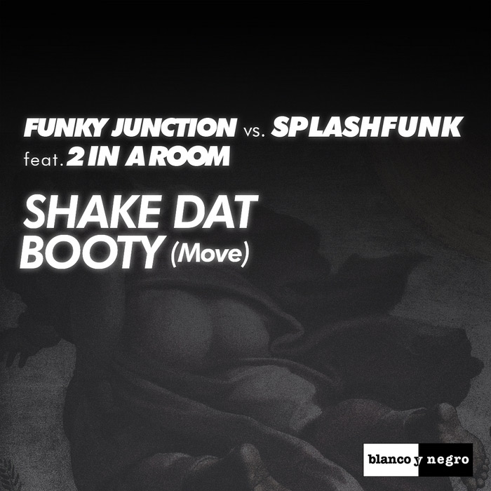 Funky Junction vs Splashfunk feat. 2 In A Room - Shake Dat Booty (Move) [2011]