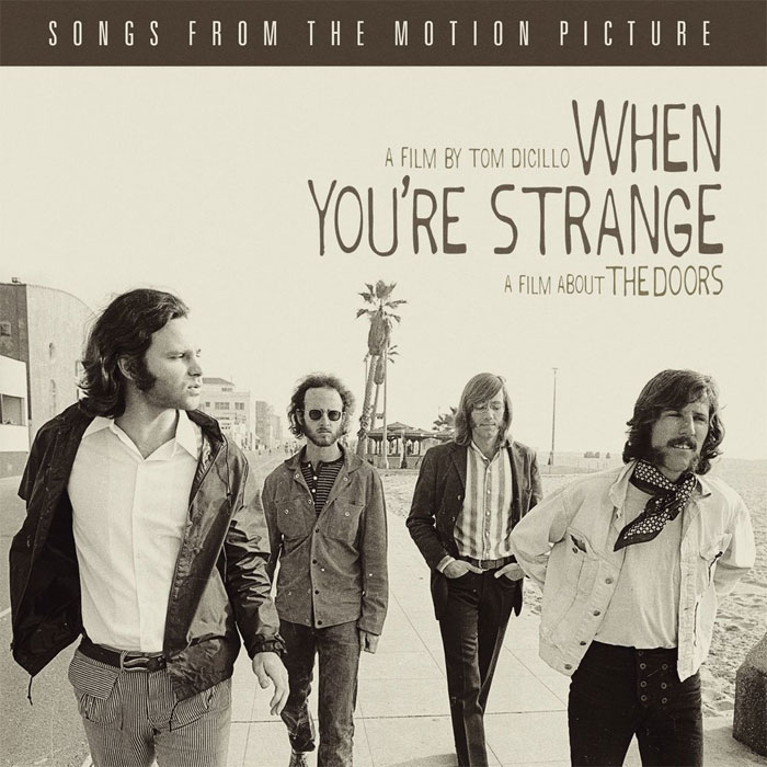 The Doors - When Youre Strange (Songs From The Motion Picture) [2010]