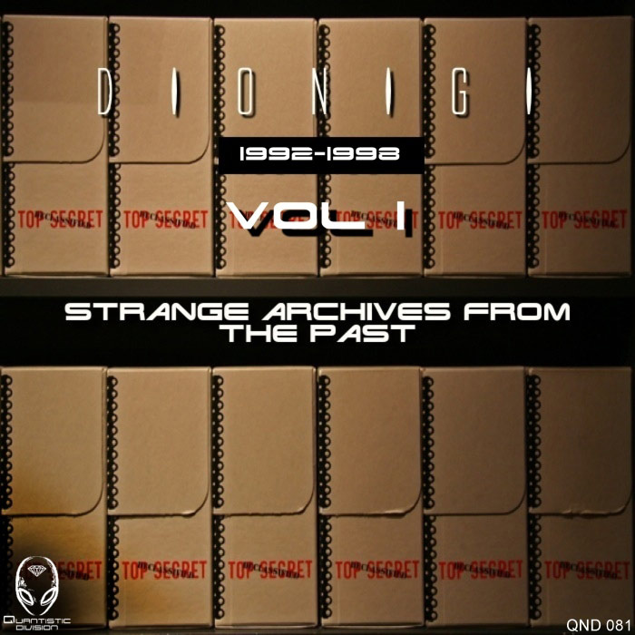 Dionigi - Strange Archives Of The Past (Vol. 1) [2013]