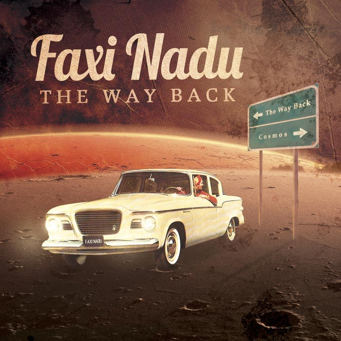Faxi Nadu - The Way Back [2014]