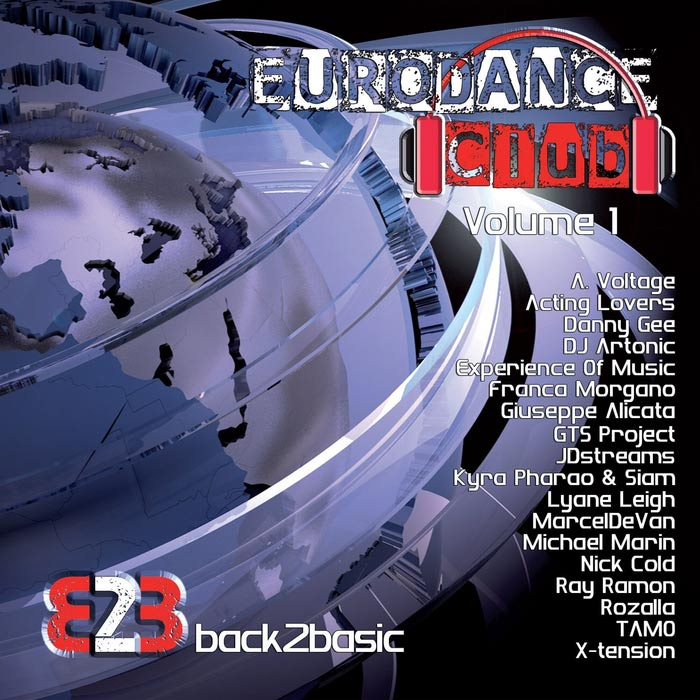 Eurodance Club Vol. 1 (Back To Basic) [2017]