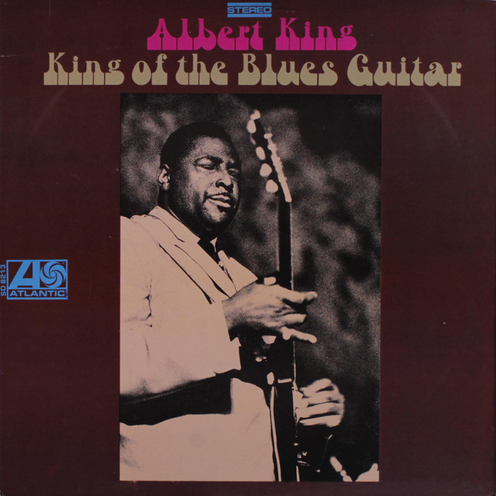 Albert King - King Of The Blues Guitar [1969]