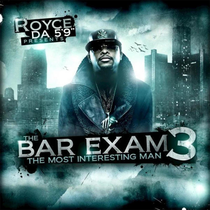 "Royce Da 5'9"" - The Bar Exam 3 [2010]"