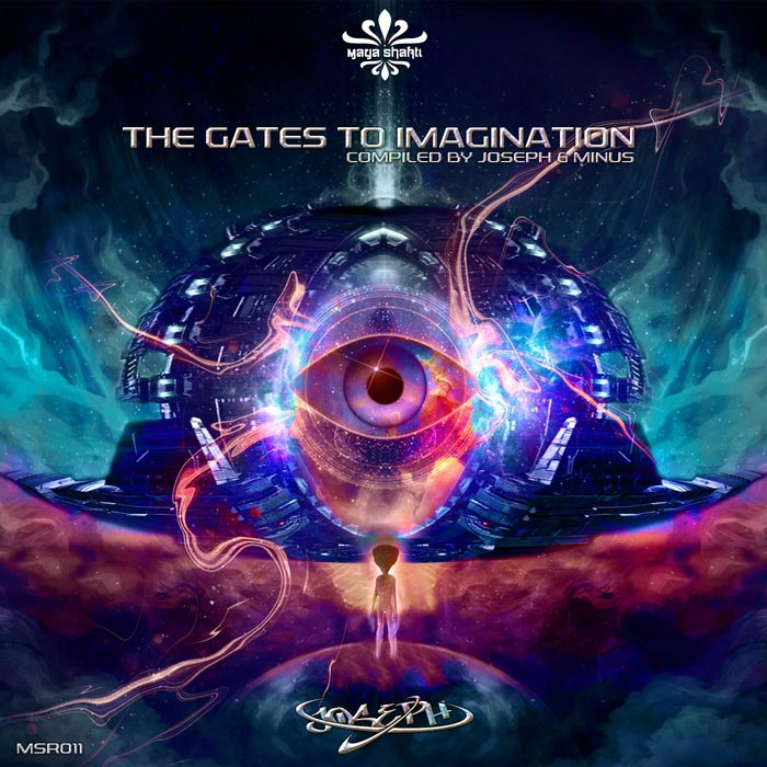 The Gates To Imagination (Compiled By Joseph & Minus) [2017]