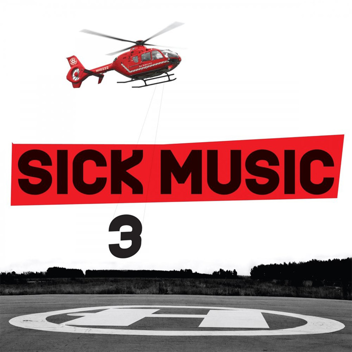 Sick Music 3 (unmixed tracks) [2012]
