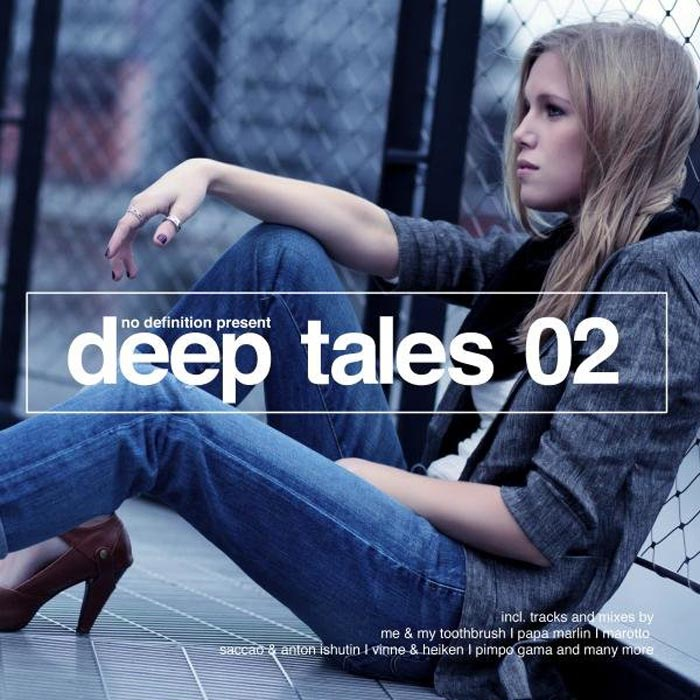 No Definition Present Deep Tales 02 [2015]