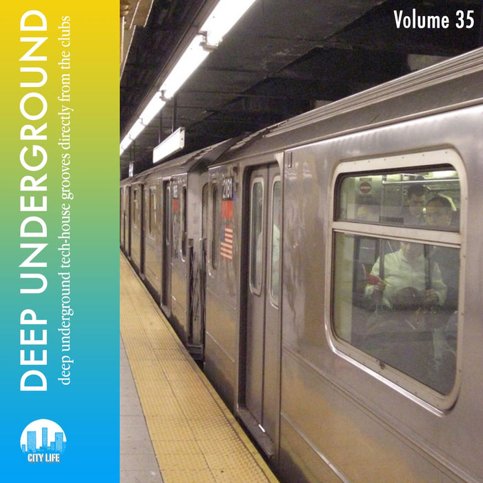 Deep Underground (Vol. 35) [2017]