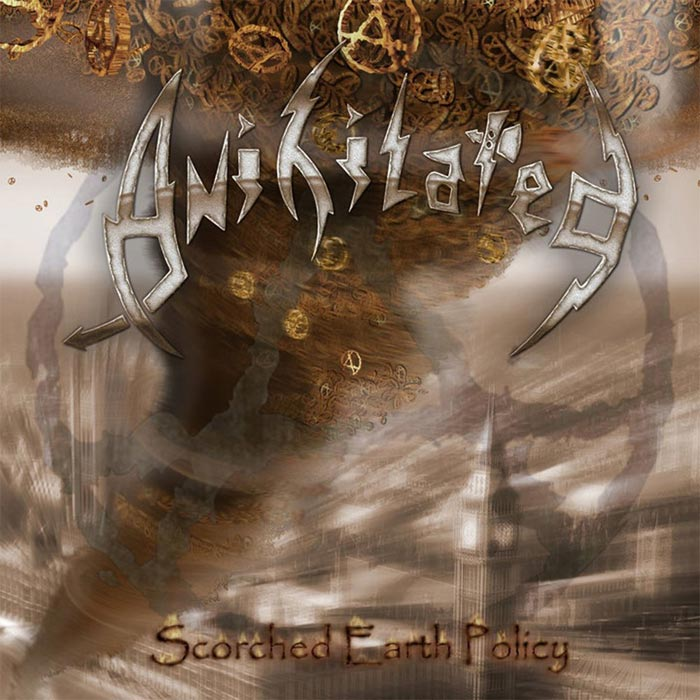 Anihilated - Scorched Earth Policy [2010]