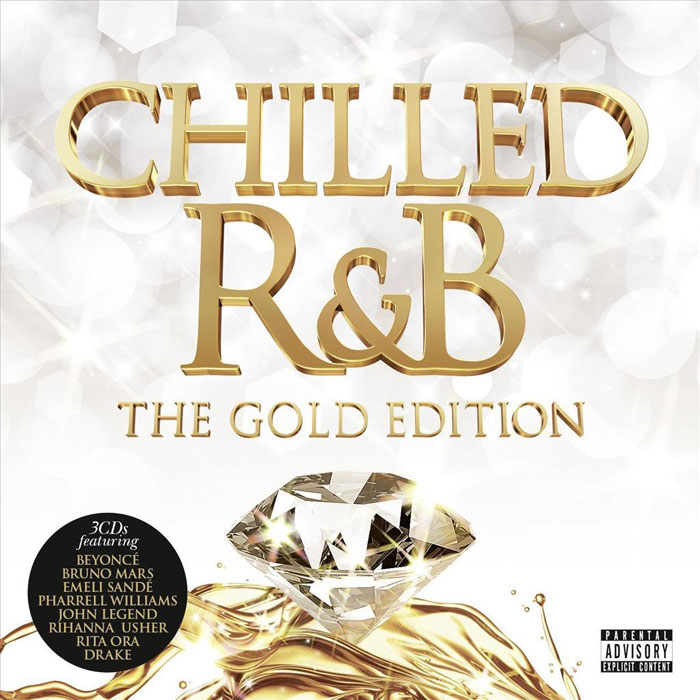 Chilled R&B: The Gold Edition [2014]