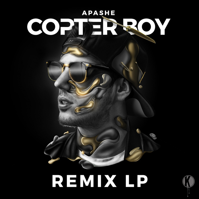 Apashe - Copter Boy Remix LP [2017]
