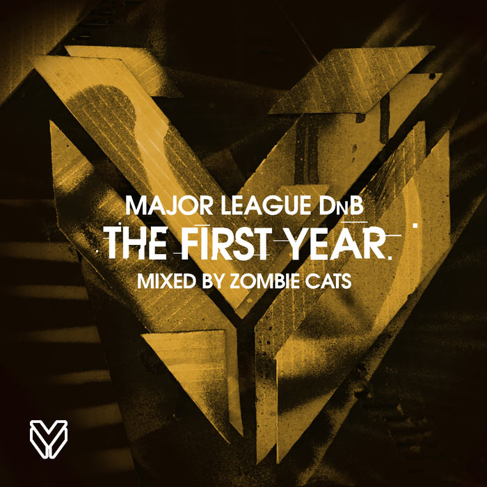 The First Year (Mixed By Zombie Cats)