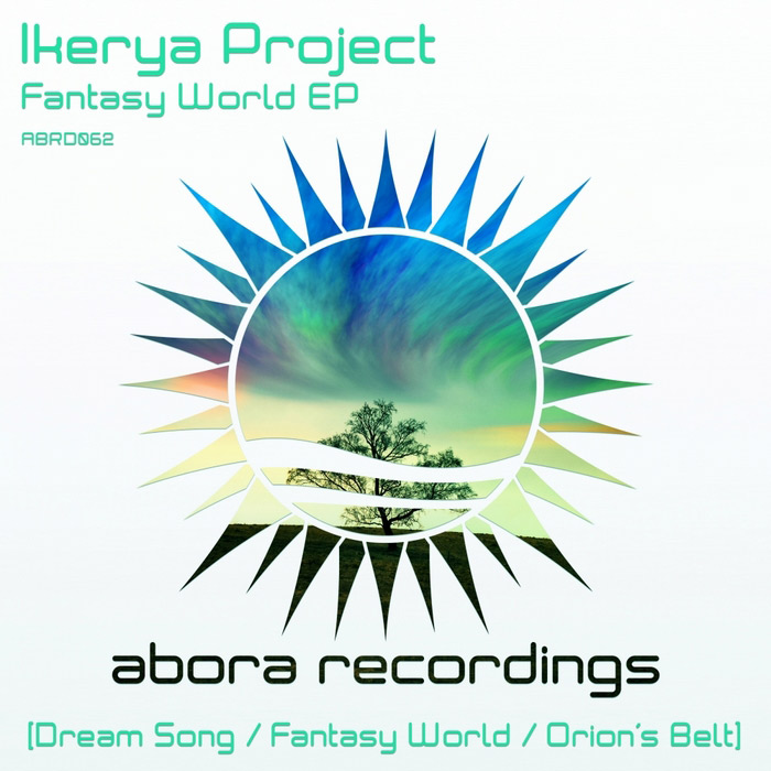 Ikerya Project - Fantasy World EP [2013]