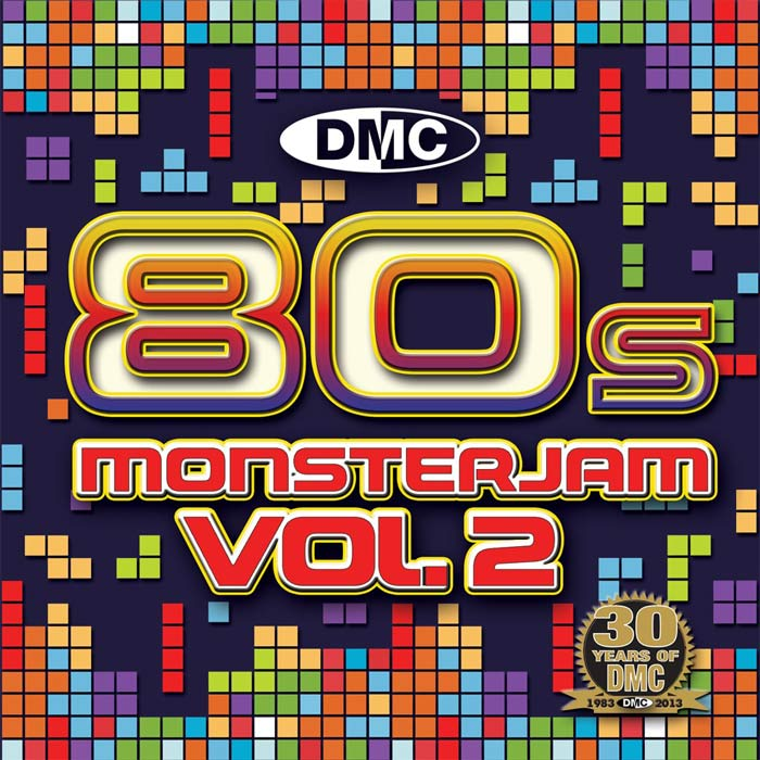 80s Monsterjam Vol. 2 (Strictly DJ Only) [2013]