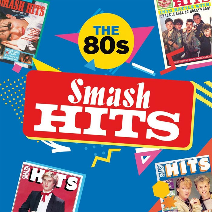Smash Hits The 80s [2017]