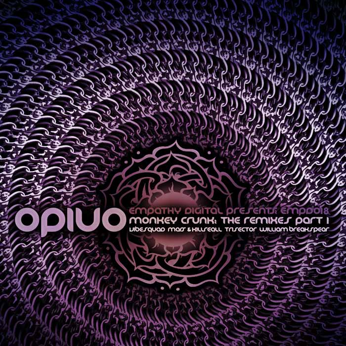 Opiuo - Monkey Crunk (Remixes Part 1) [2010]