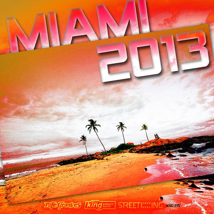 Miami 2013 (unmixed tracks) [2013]