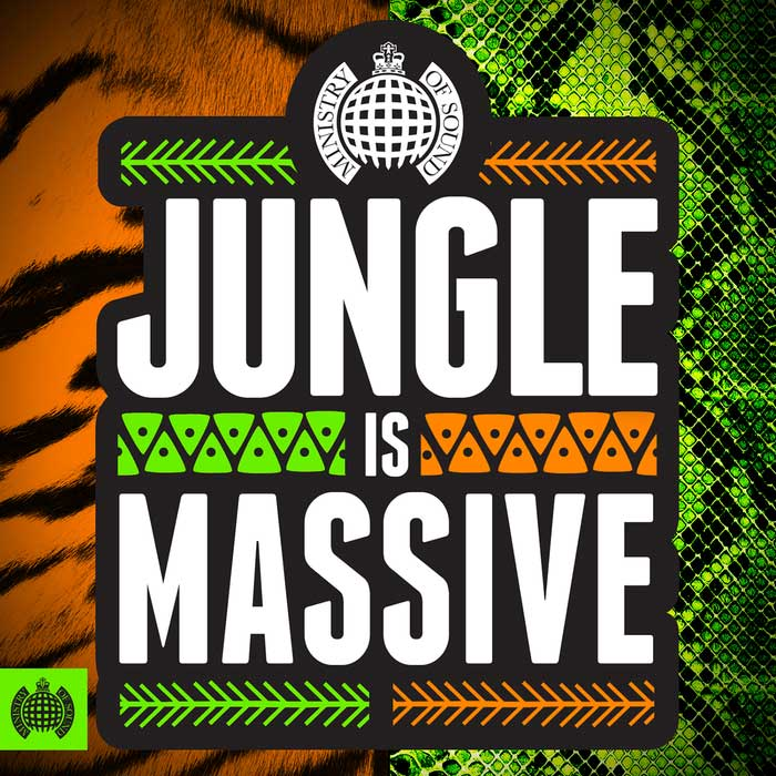 Jungle Is Massive [2017]