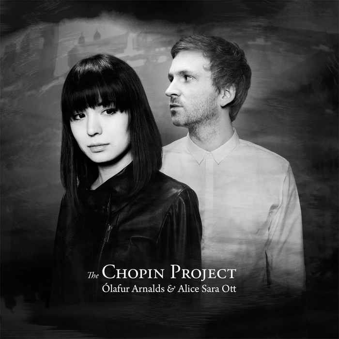 Olafur Arnalds and Alice Sara Ott - The Chopin Project [2015]