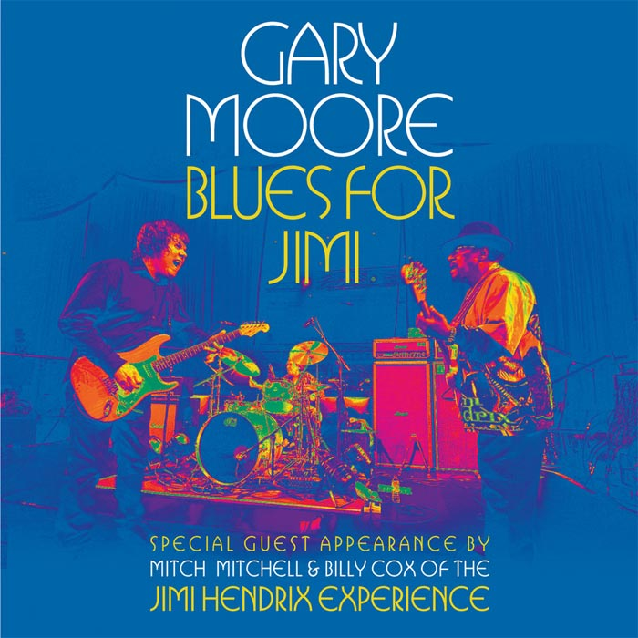 Gary Moore - Blues For Jimi [2012]