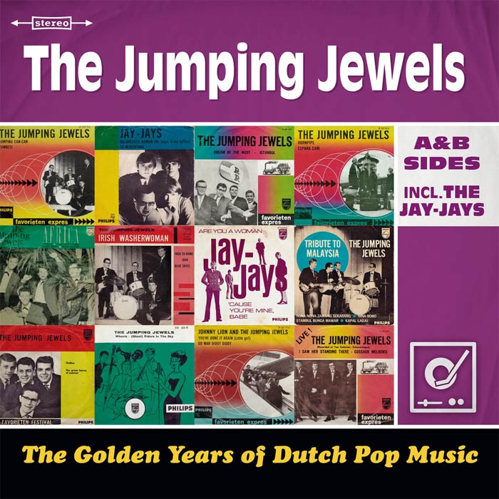 The Jumping Jewels - Golden Years Of Dutch Pop Music [2016]