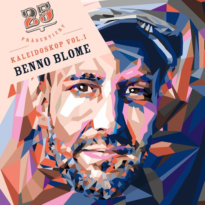 Bar25 Presents Kaleidoskop Vol. 1 (Compiled By Benno Blome) [2016]