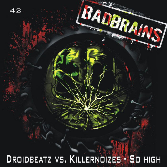 Droidbeatz vs KillerNoizes - So High [2012]