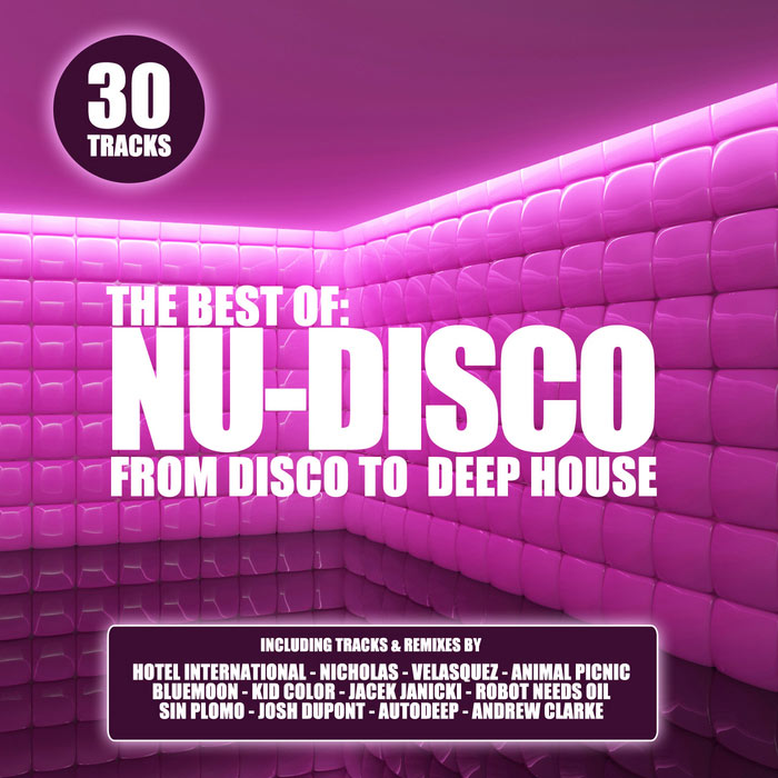 The Best Of: Nu Disco (From Disco To Deep House) [2013]