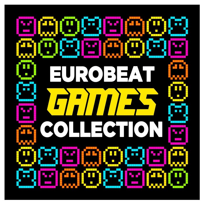 Eurobeat Games Collection