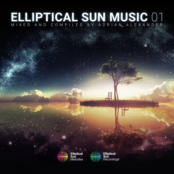 Elliptical Sun Music 01 (unmixed tracks) [2017]