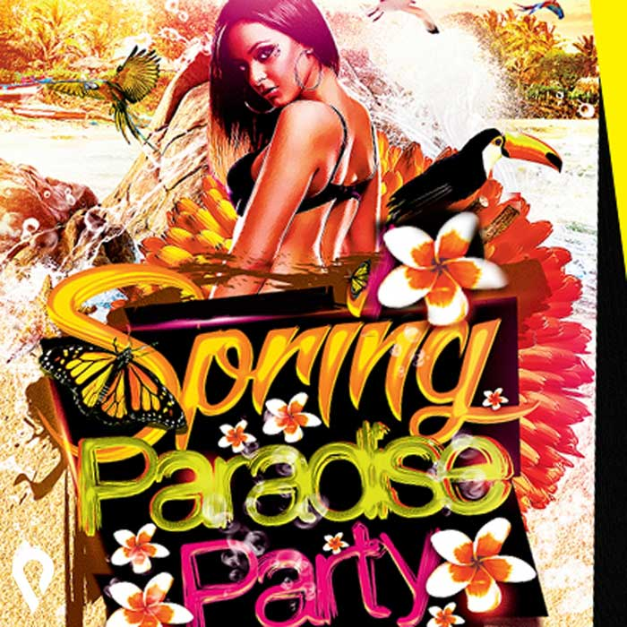 Spring Party Paradise [2017]