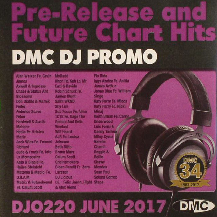 DJ Promo June 2017: Pre Release & Future Chart Hits (Strictly DJ Only) [2017]