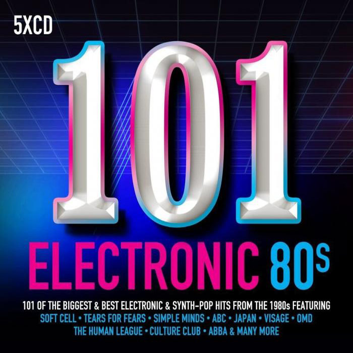 101 Electronic 80s [2017]
