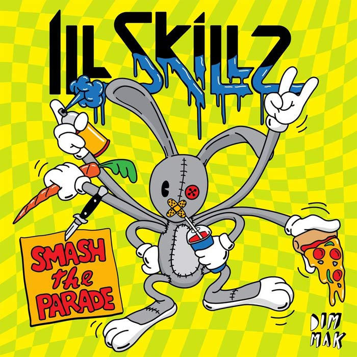 IllSkillz - Smash The Parade [2013]