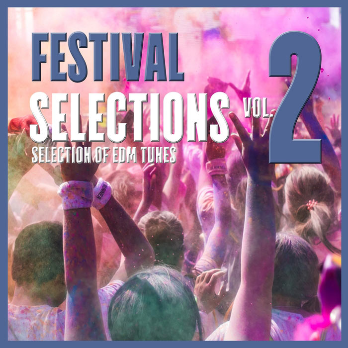 Festival Selections Vol. 2 (Selection of EDM Tunes) [2016]