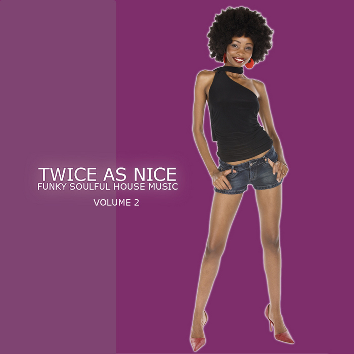 Twice As Nice Vol. 2 (Funky Soulful House Music) [2011]